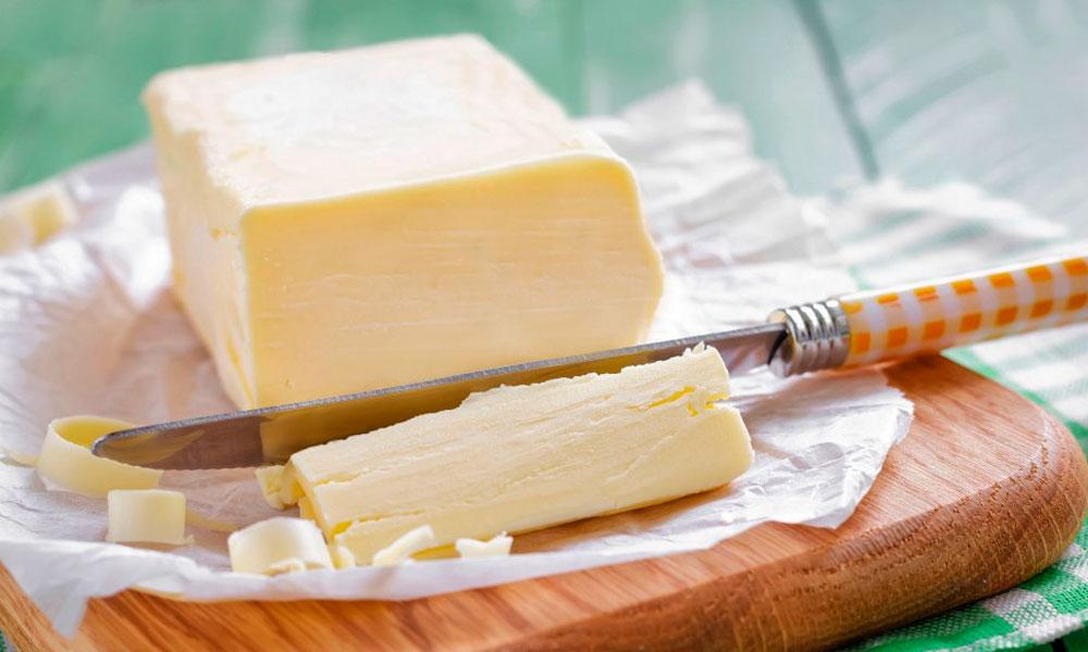 в Беларуси сократилось производство масла