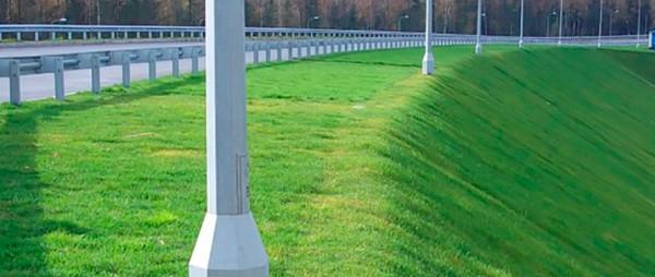Травосмесь для укрепления откосов и рекультивации земель